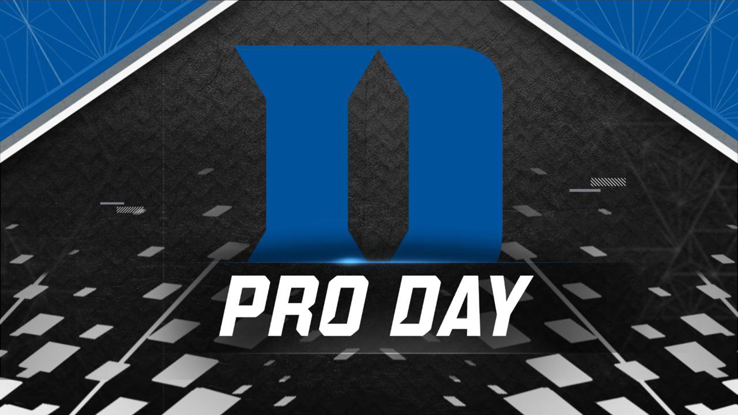 Duke Pro Day