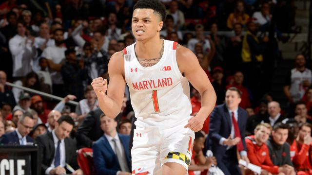 Purdue vs. #17 Maryland