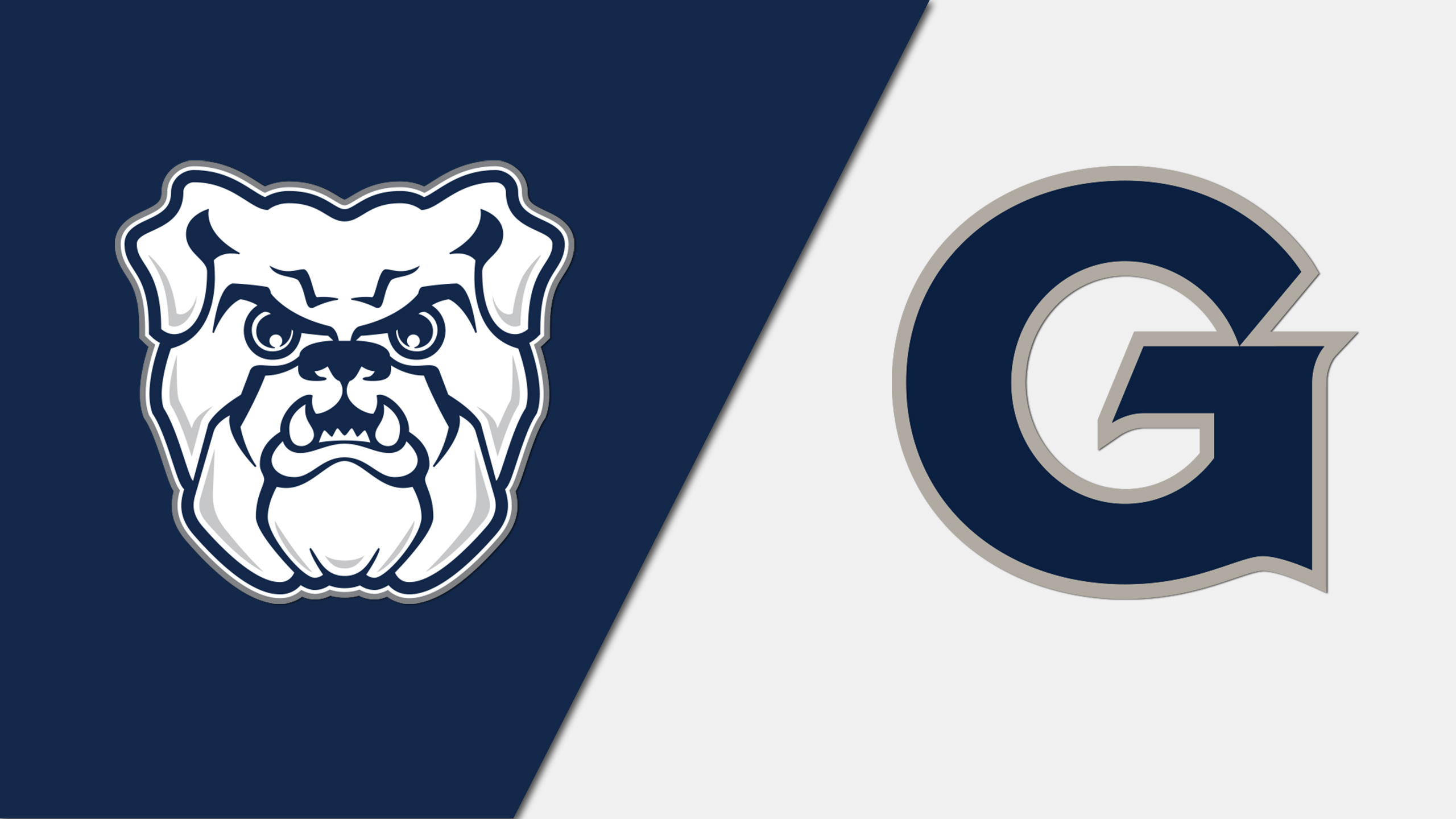 Butler vs. Georgetown Hoyas (re-air)