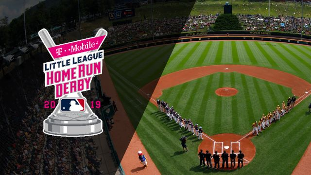 Sun, 8/18 - 2019 T-Mobile Little League Home Run Derby