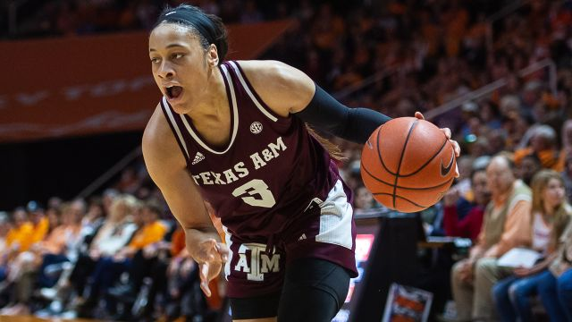 Auburn vs. #16 Texas A&M (W Basketball)