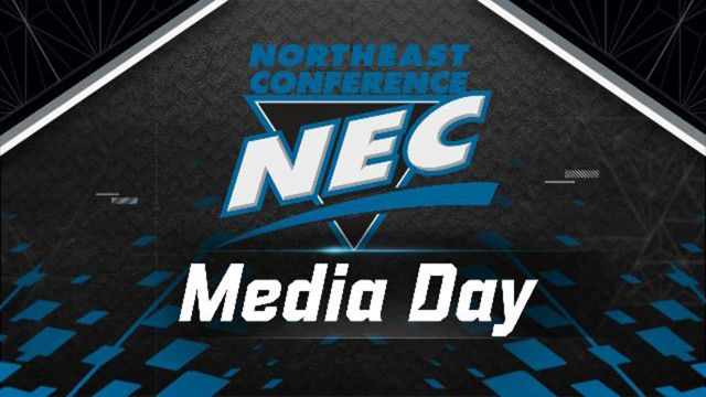 NEC Football Media Day