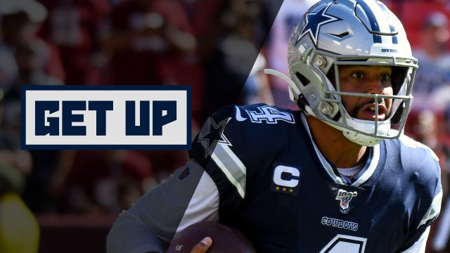Thu, 9/19 - Get Up!