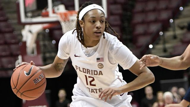 Miami vs. #14 Florida State (W Basketball)