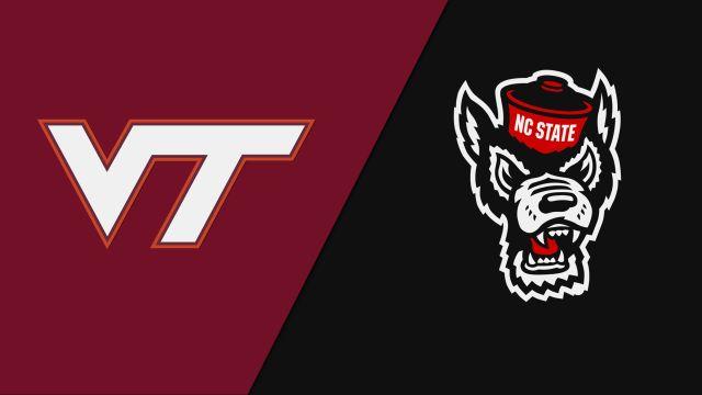 #20 Virginia Tech vs. NC State (W Soccer)