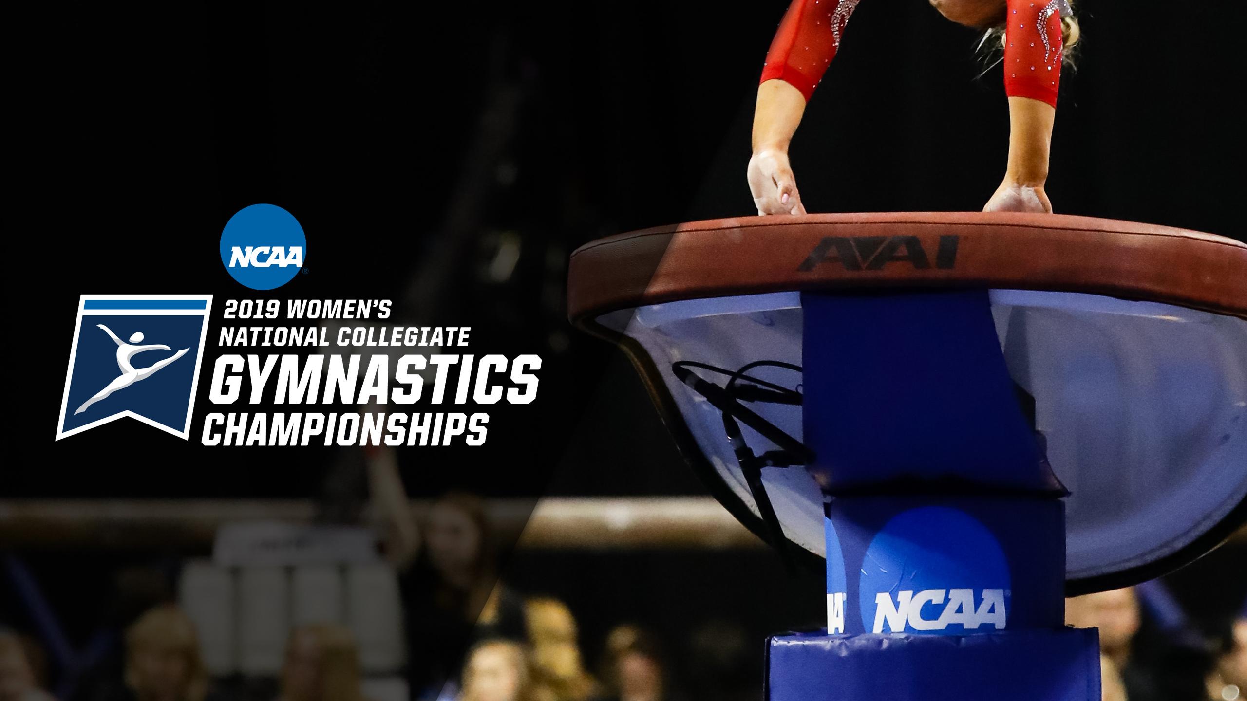 NCAA Women's Gymnastics Championships (Vault, Semifinal #1)