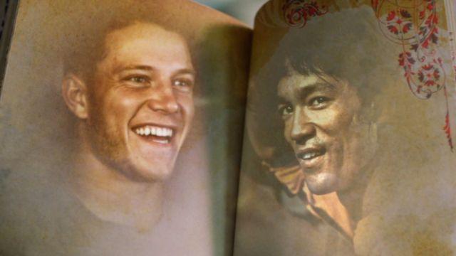 McCaffrey x Bruce Lee - A relação do astro dos Panthers com o gênio das artes marciais