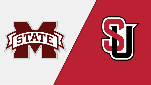 Mississippi State vs. Seattle (Site 13 / Game 5) (NCAA Softball Regionals)