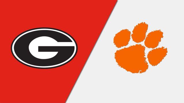 #15 Georgia vs. Clemson (Softball)