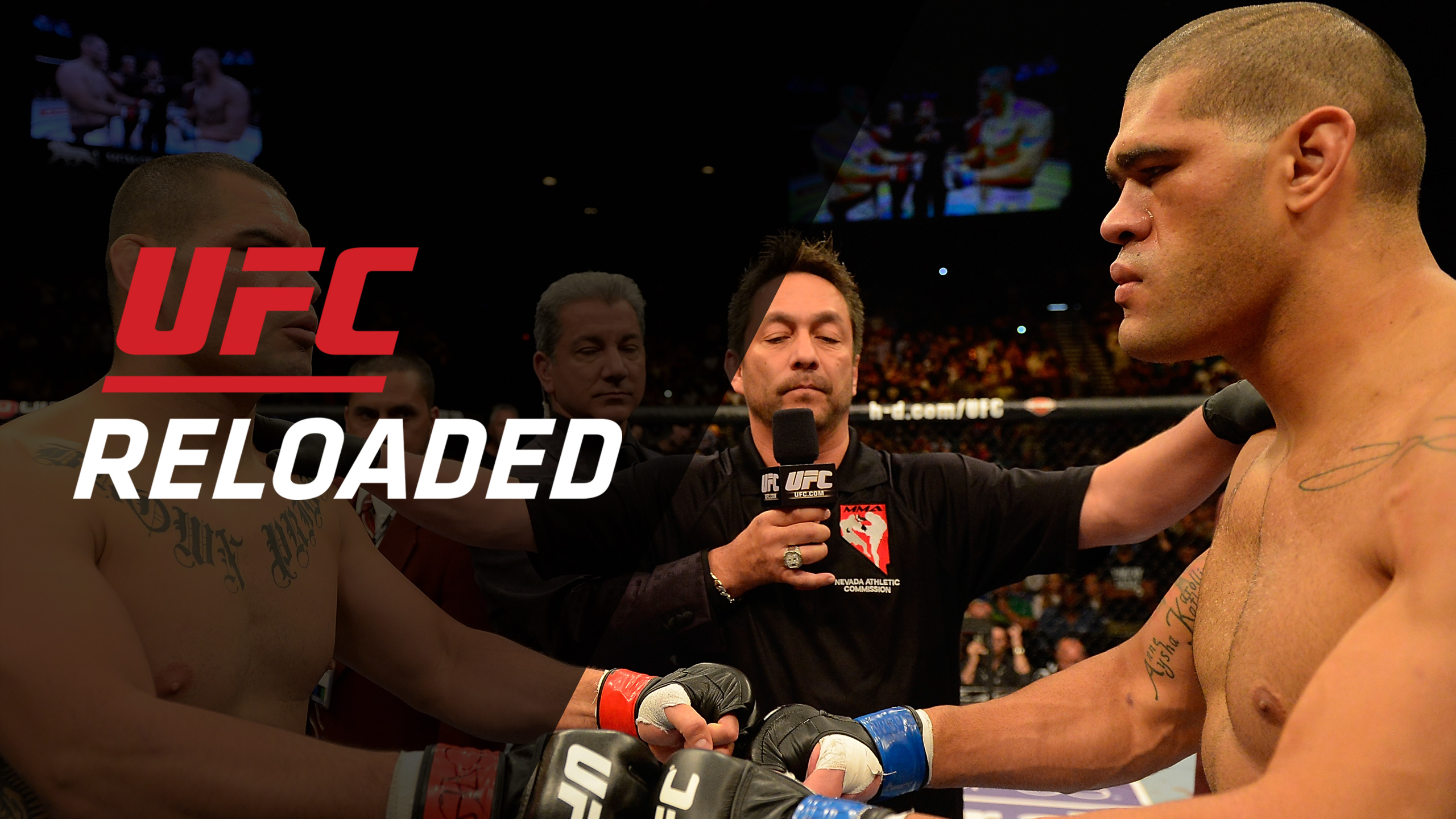 UFC Reloaded: 160: Velasquez vs. Bigfoot 2
