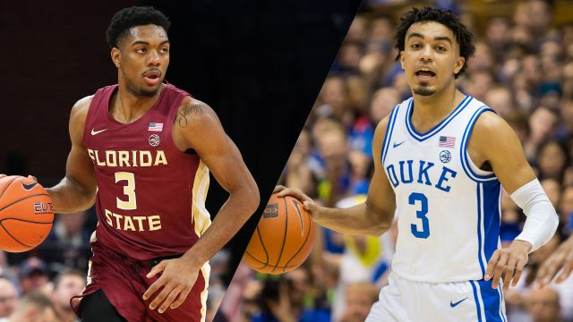 #8 Florida State vs. #7 Duke (M Basketball)