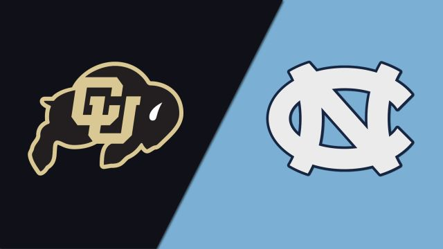 Colorado vs. #1 North Carolina (Second Round) (NCAA Women's Soccer Championship)