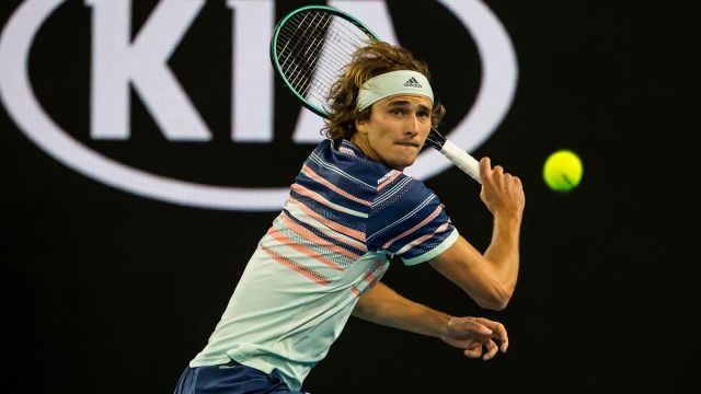 (7) Zverev vs. Gerasimov (Men's Second Round)