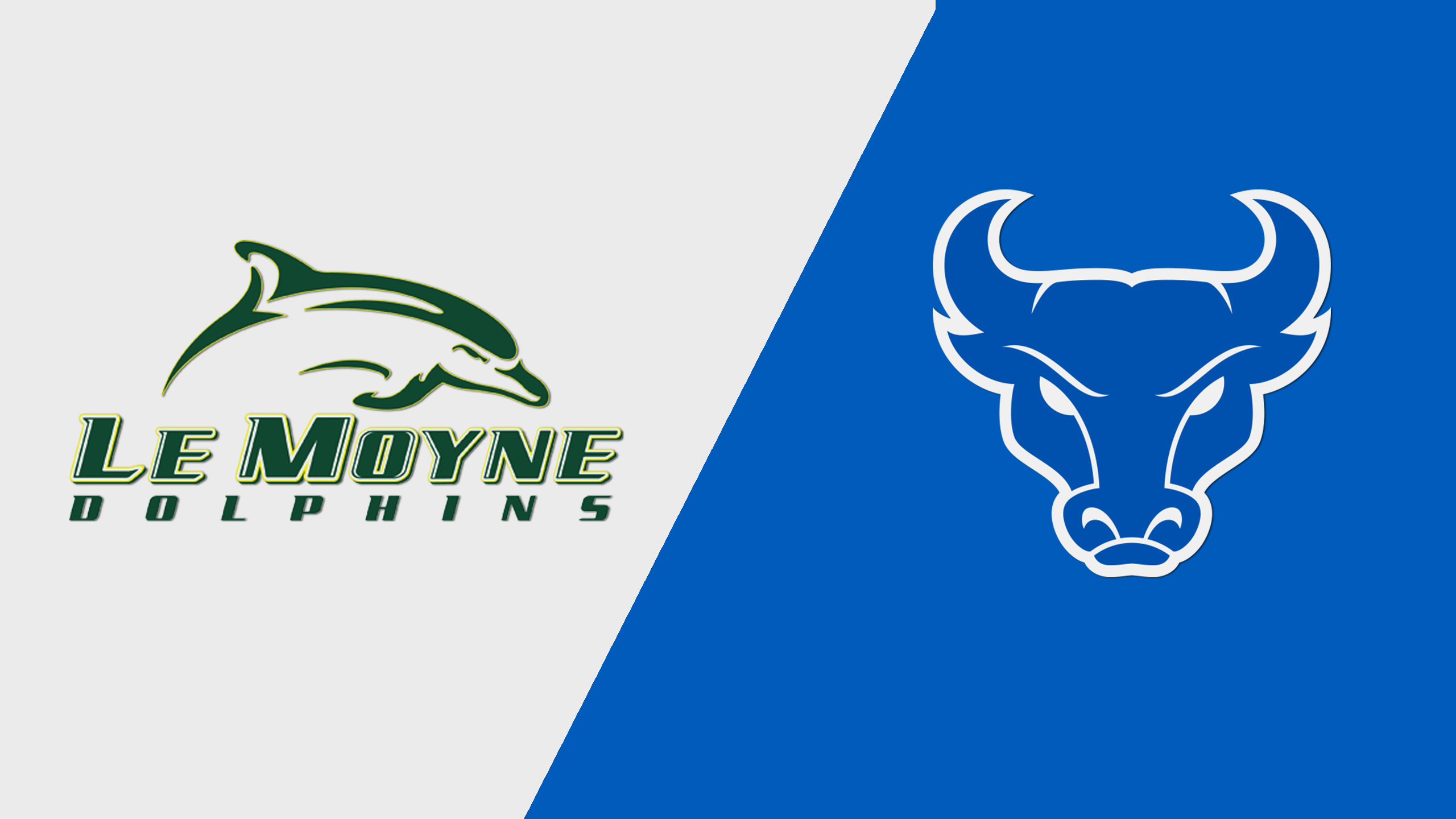 Le Moyne vs. #17 Buffalo (M Basketball)