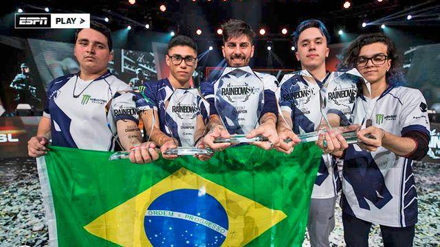 Brasil: a nação do Rainbow Six Siege