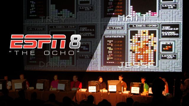 2018 Classic Tetris World Championship as part of The Ocho