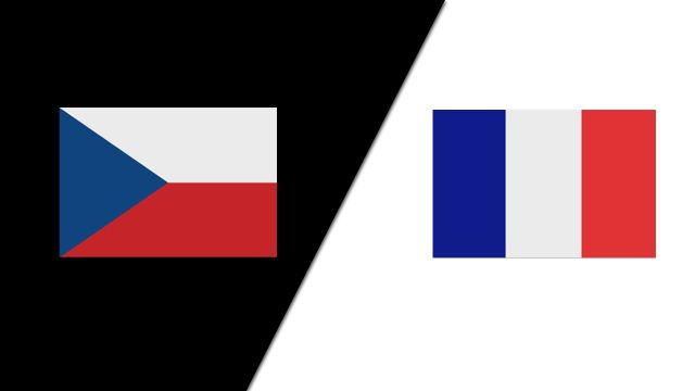 Czech Republic vs. France (Group Stage) (UEFA Under-19 Championship)