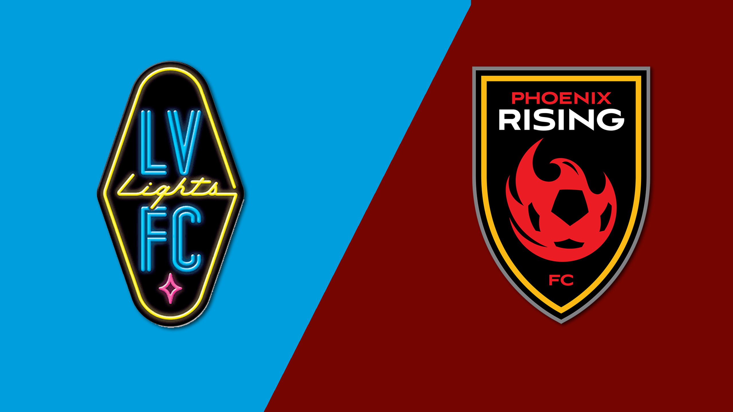 Las Vegas Lights FC vs. Phoenix Rising FC (United Soccer League)