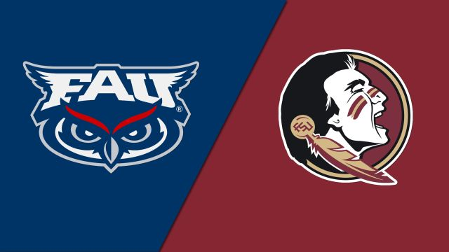 Florida Atlantic vs. Florida State (M Tennis)