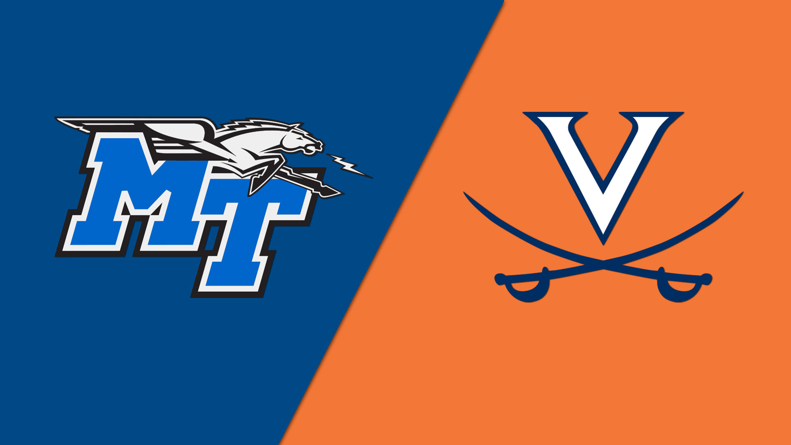 Middle Tennessee State vs. #4 Virginia (Quarterfinal #4) (Battle 4 Atlantis)