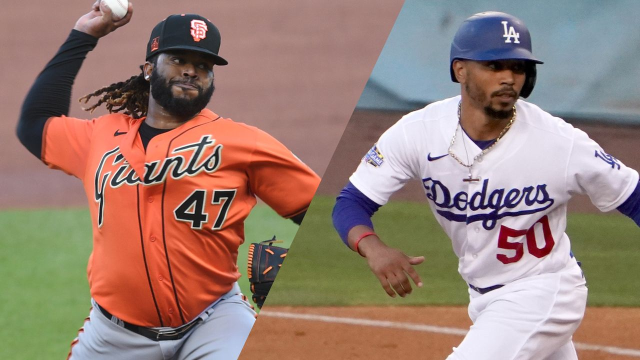 San Francisco Giants vs. Los Angeles Dodgers | Watch ESPN