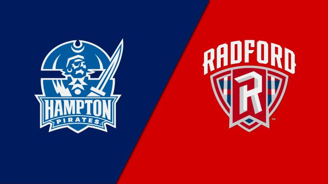 Hampton vs. Radford (M Basketball)