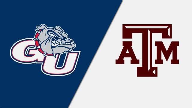Gonzaga vs. Texas A&M (Baseball)