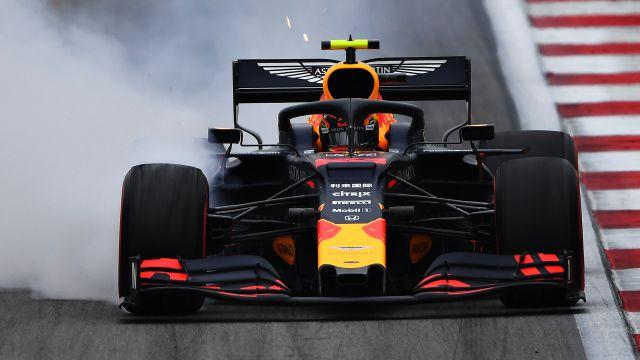 Formula 1 VTB Russian Grand Prix Practice 2
