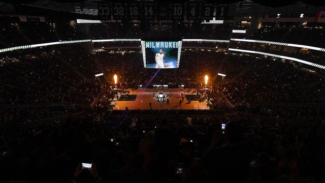 Above the Rim Cameras-Philadelphia 76ers vs. Milwaukee Bucks