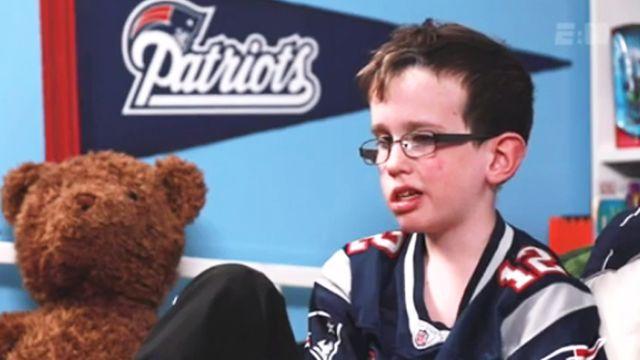 Logan: com doença terminal, ele gravou o 12 de Brady no crânio