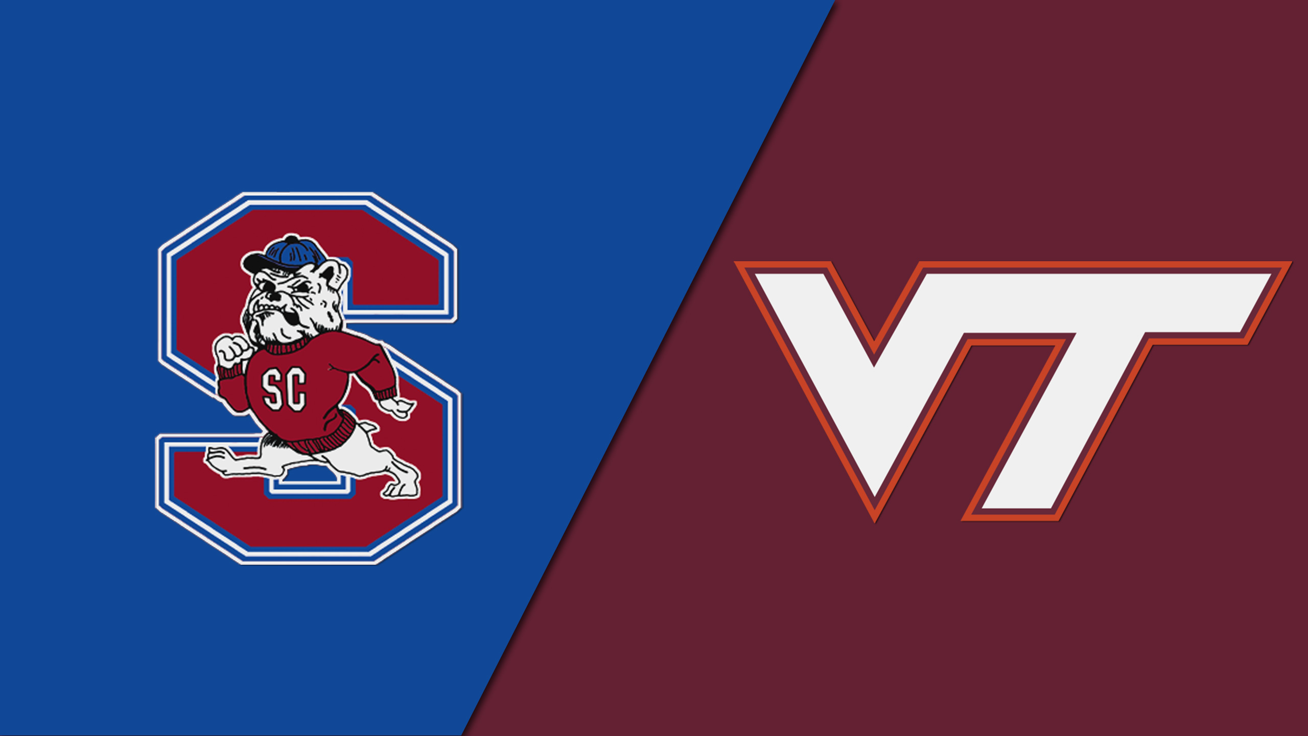 South Carolina State vs. #15 Virginia Tech (M Basketball)
