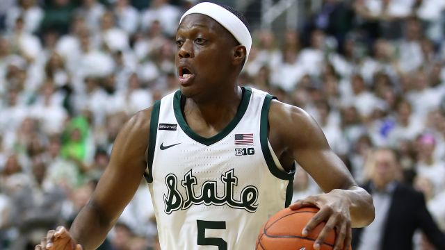 #11 Michigan State vs. Oakland (M Basketball)