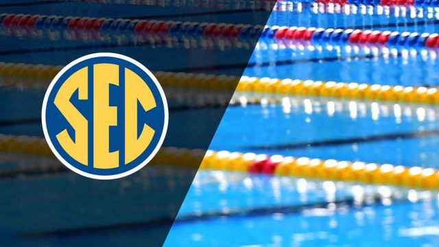SEC Men's Swimming Championships