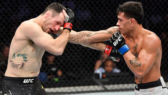 In Spanish - UFC 243: Whittaker vs. Adesanya (Prelims)