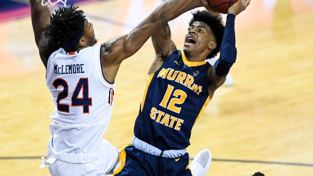Murray State vs. #7 Auburn (re-air)