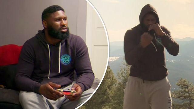Lutador do UFC explica como usa vídeo game para relaxar durante a rotina de treinos