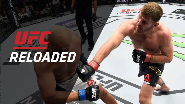 UFC Reloaded: 211: Miocic vs. Dos Santos 2