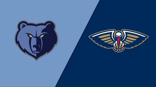 Memphis Grizzlies vs. New Orleans Pelicans (Semifinal)