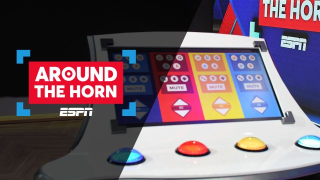 Mon, 11/18 - Around The Horn Presented by Jose Cuervo