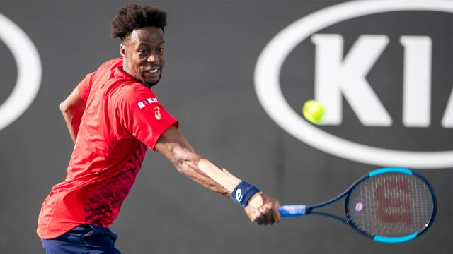(10) Monfils vs. Gulbis (Men's Third Round)