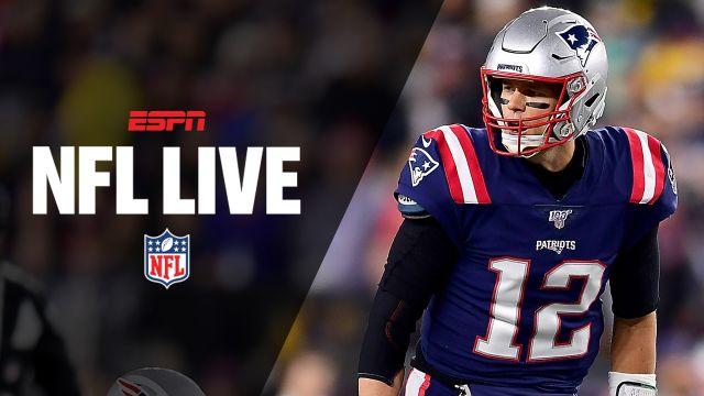 Fri, 10/11 - NFL Live