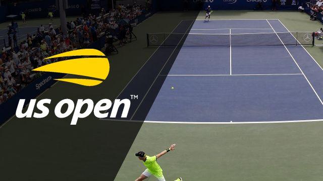 US Open Qualifying Court 4