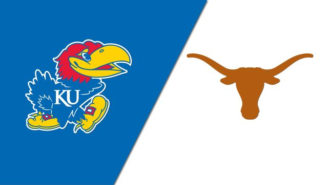 Kansas vs. #1 Texas (W Volleyball)