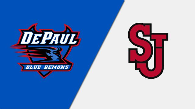 DePaul vs. St. John's (W Volleyball)