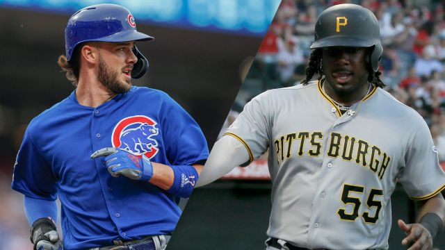 Chicago Cubs vs. Pittsburgh Pirates (re-air)
