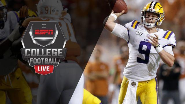 Tue, 9/10 - College Football Live - WatchESPN