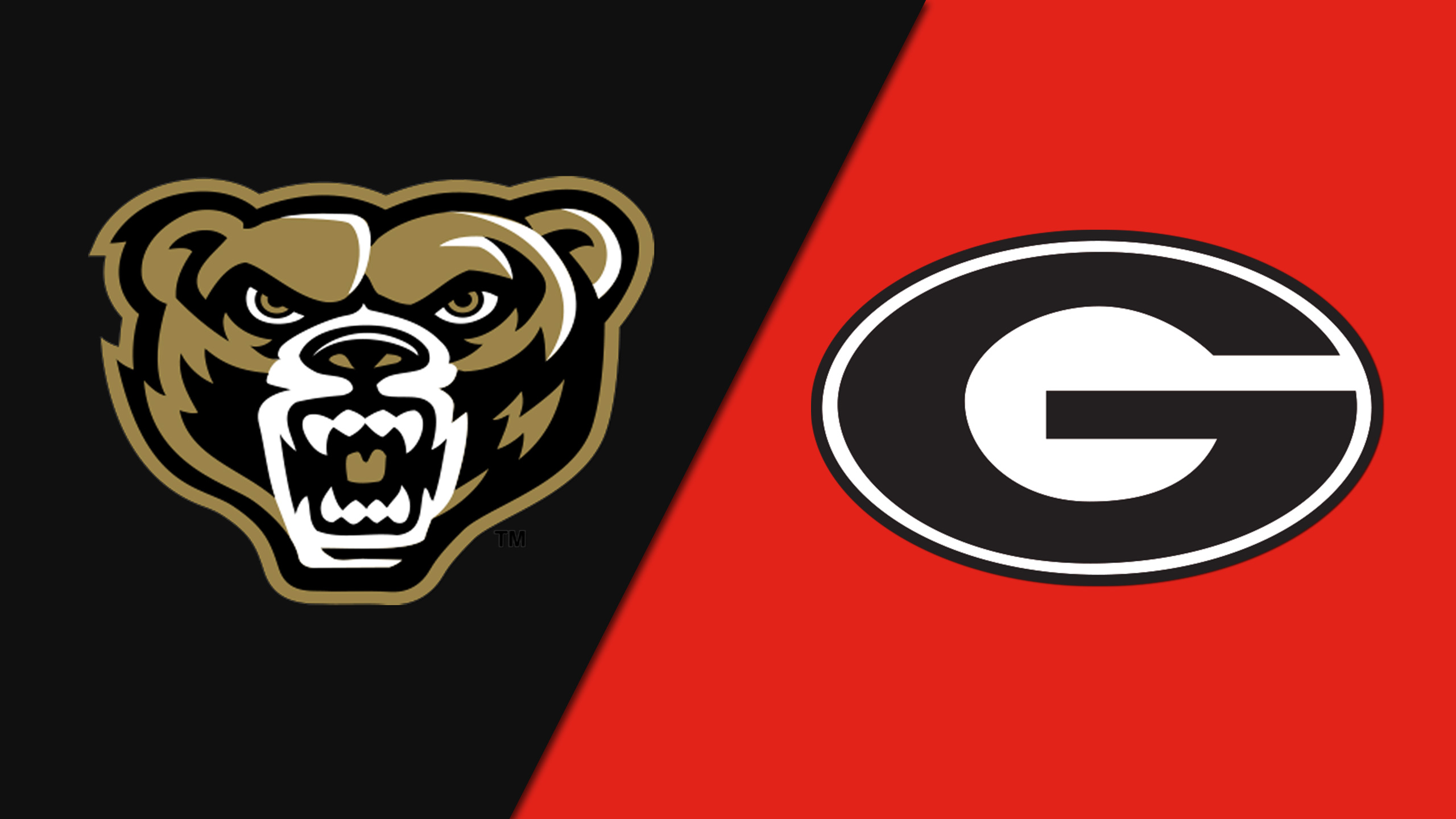 Oakland vs. Georgia (M Basketball)