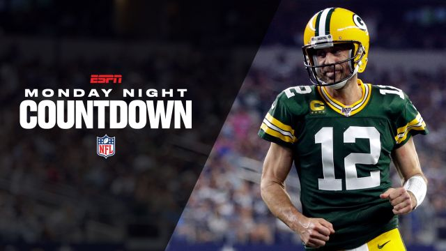 Mon, 10/14 - Monday Night Countdown Presented by Call of Duty