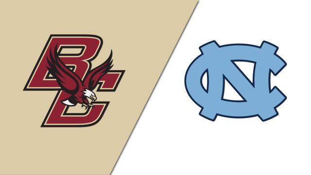 Boston College vs. #13 North Carolina (Baseball)