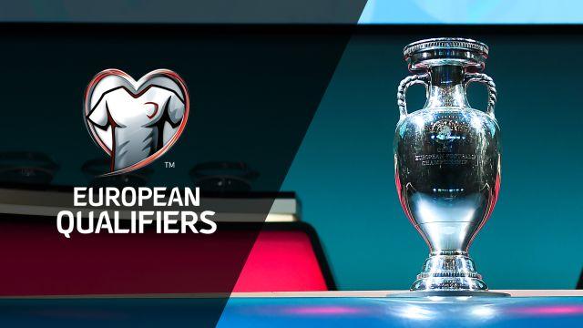 UEFA EURO 2020 Playoff Draw